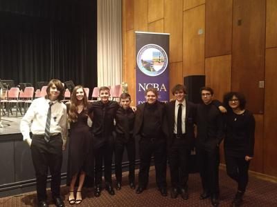 EAHS Band well-represented on All-District Honor Band