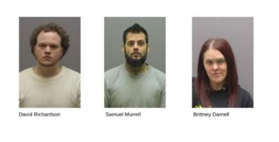 Sheriff's Office arrests three for attempted murder, kidnapping charges