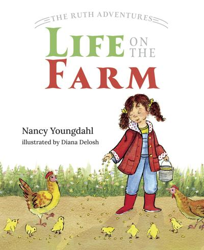 Nancy Youngdahl releases new book on a child's farm life