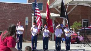 Mebane's annual Fourth of July parade