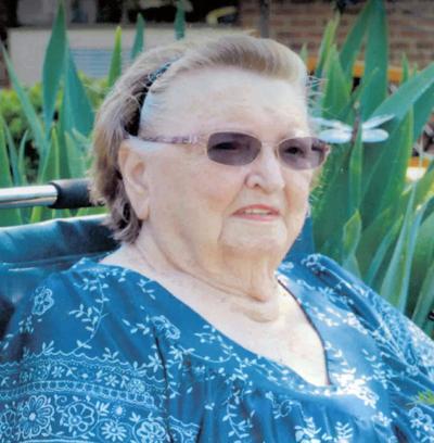 Dorothy Mae Simmons Manuel
