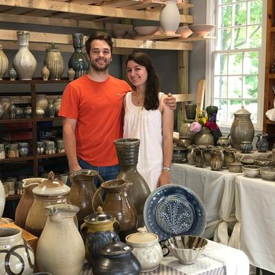 Pottery treasures available at local kiln opening this weekend