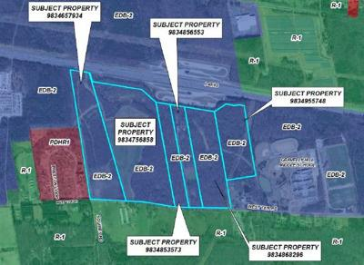 Industrial rezoning to come before City leaders in September