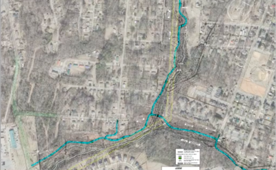 City looking at options to continue progress on Mebane Greenway project