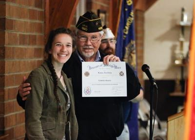 Veterans of Foreign Wars Post 1920 honors local Essay Contest winners