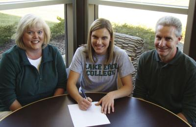 Taylor MacWhade headed to Lake Erie College