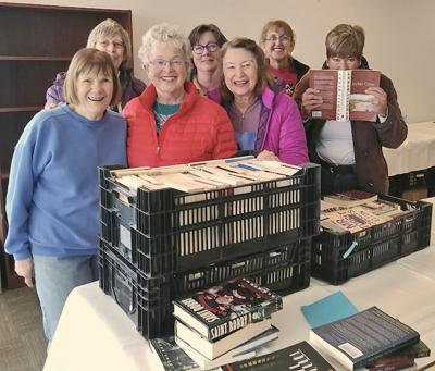 Scholarship Fundraiser: AAUW Used Book Sale, Apr 10-13