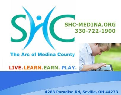SHC/The Arc of Medina County Announces the Relocation of its Resource Center