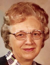 Miriam Elizabeth Croft-Kent