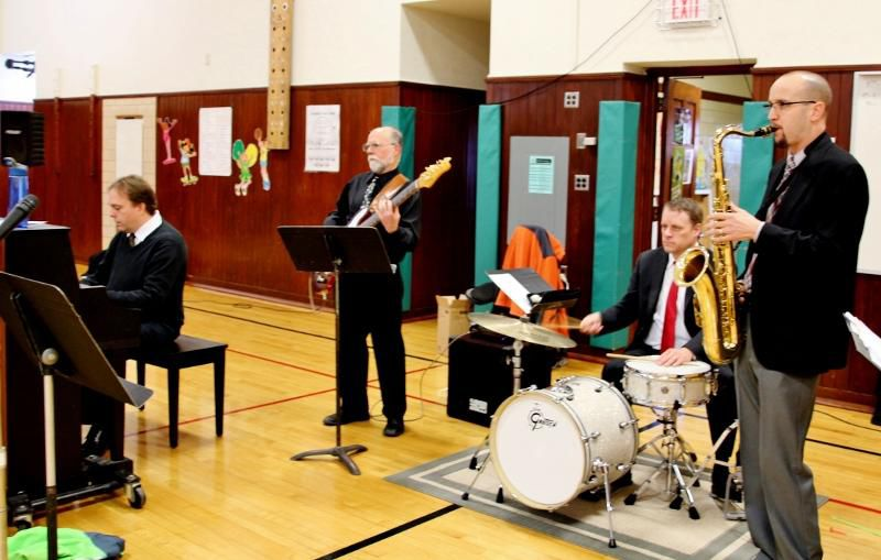 A Musical Celebration at Garfield Elementary School, by Angela Huston
