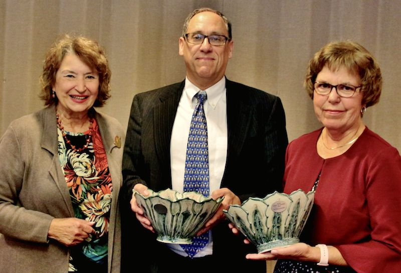 MEDINA COUNTY  AAUW Agents of Change Honored
