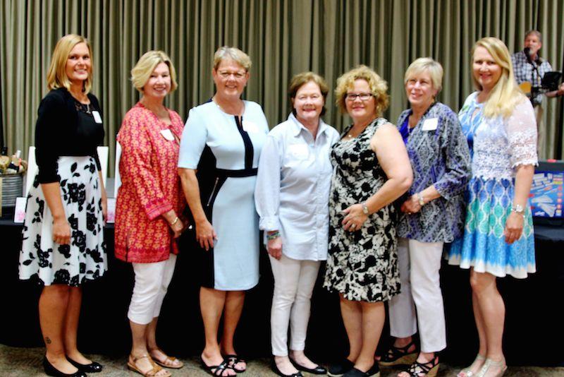 Summer Soiree Held at Buffalo Creek Retreat