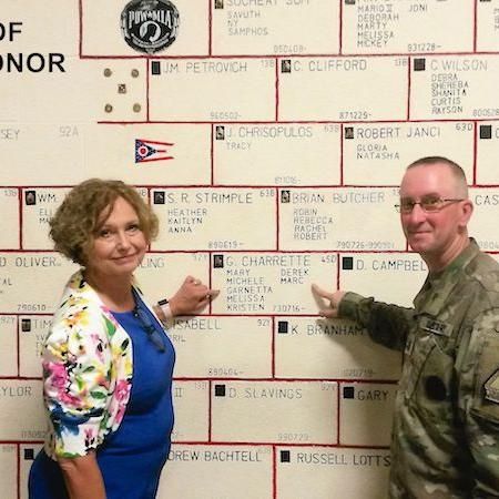 MEDINA OHIO: Army National Guard Armory Hosts Medina Sunrise Rotary at ESGR Event