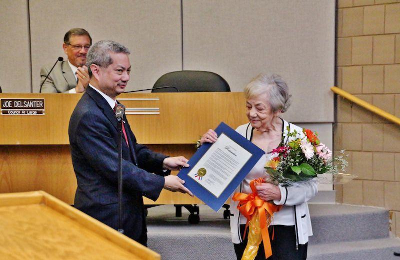 BRUNSWICK: Norma Lesnak is Among Honorees