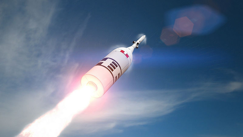 Cloverleaf Alumna, NASA Manager Discusses Orion Spacecraft, March 22