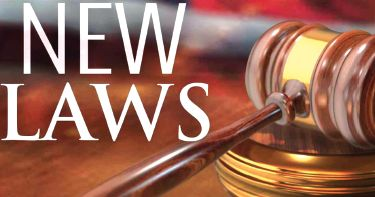 January 1, 2020 laws now effective