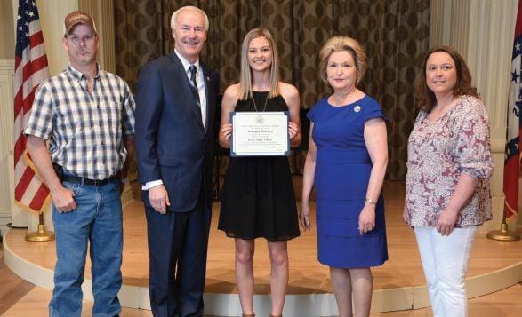 Acorn seniors recognized during Scholastic Honors Day