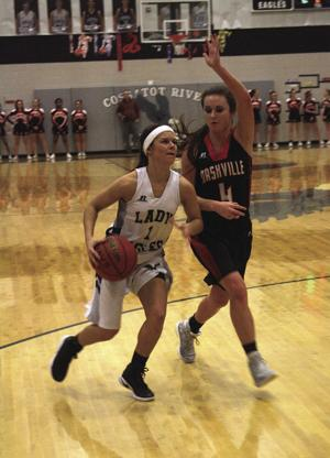 Cossatot River basketball shows off in intrasquad games