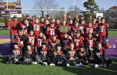 Bearcats bring home River Valley Football League Championship