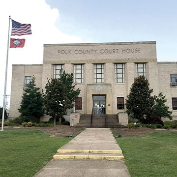 Polk County Courthouse