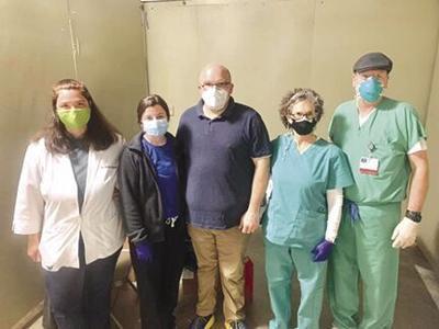 COVID Vaccination Team