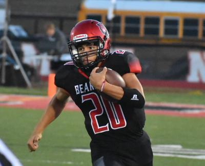 Bearcats prepare for trip to Dover