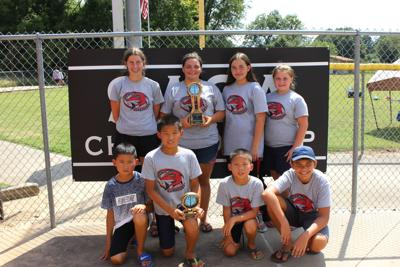Barracudas compete in Championship Meet