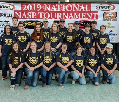 Acorn Archery Competes At Nationals