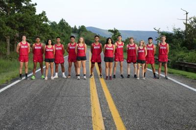Rich Mountain XCountry competes at East Texas Shootout