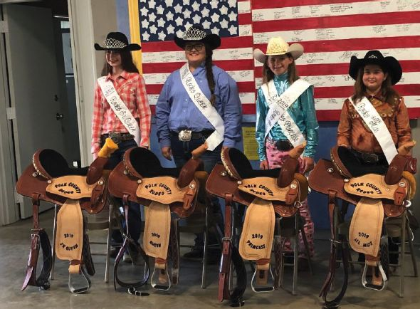 Polk County Celebrates Rodeo Week With Annual Traditions
