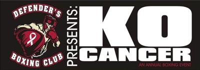 KO Cancer Boxing Show this Saturday