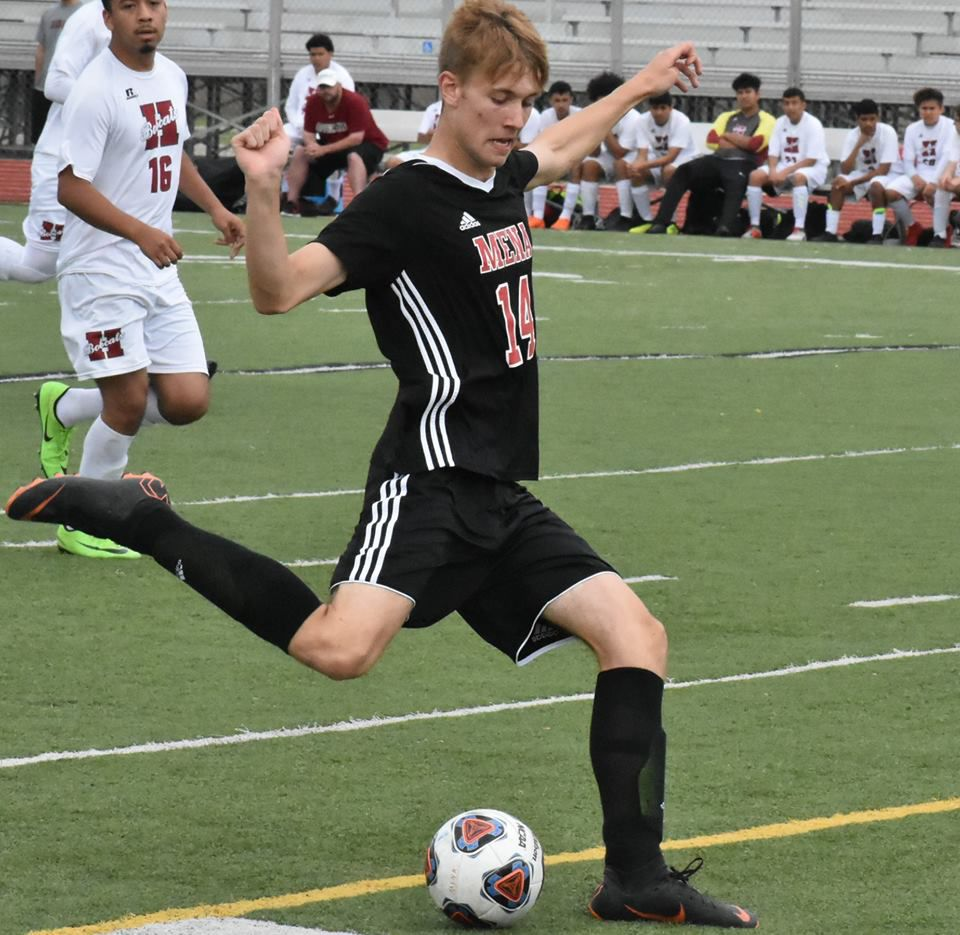 Mena Soccer Clinches State Tourney Berth