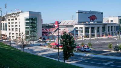 Arkansas, Tulsa, Add Three-Game Set