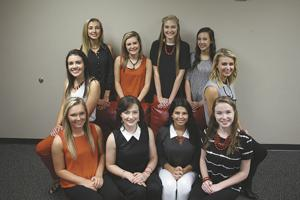 Mena Homecoming Court announced