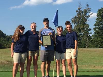Acorn Golf Wins District