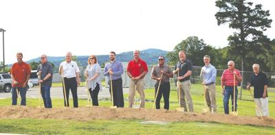 UA Rich Mountain breaks ground for on-campus student housing and Dining Hall Expansion