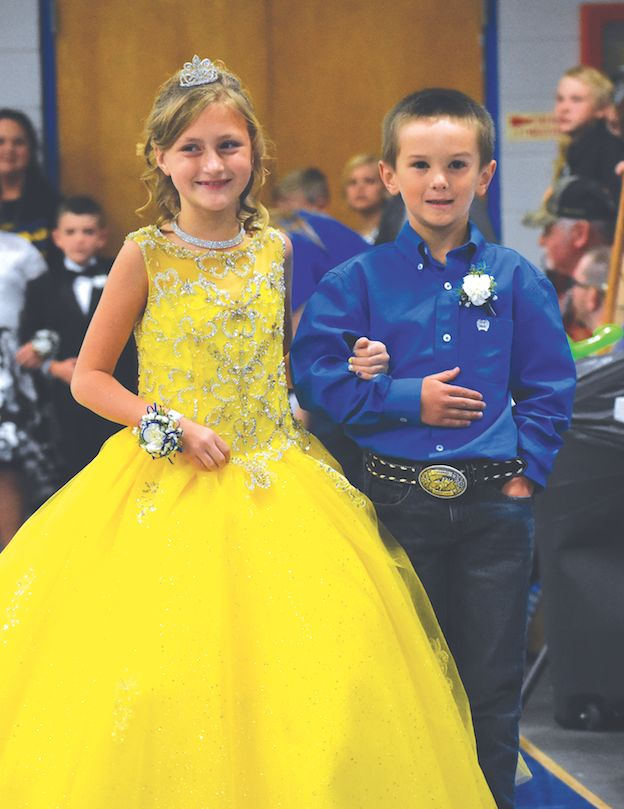 2019 Harvest King and Queen