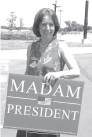 Mosie Boyd running for President to rebuild Patriotism