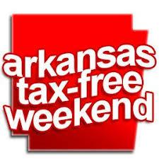 Arkansas Tax Free