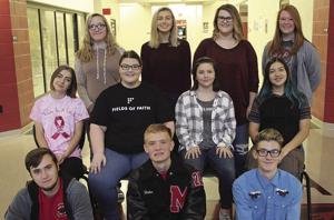 MHS Choir Students Earn All-Region Honors