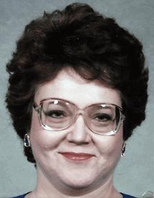 Marilyn Faye (Goodwin) Patterson