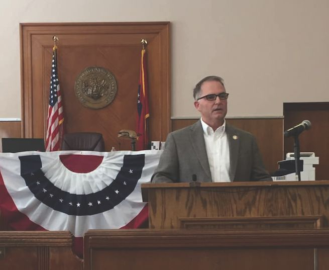 Polk County celebrates 175 years