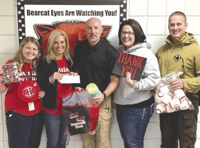 Holly Harshman Elementary receives grant from Arkansas Sheriff's Association
