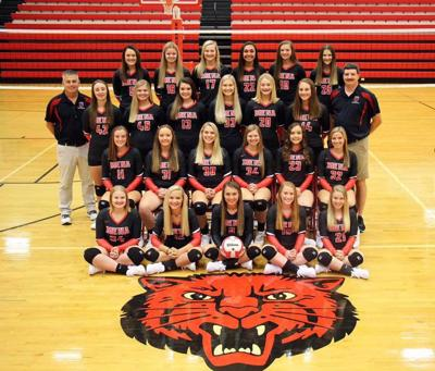 Ladycats Clinch 18th Consecutive State Tournament Berth