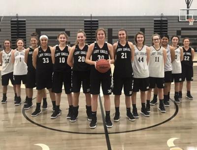 Lady Eagles finish season at State