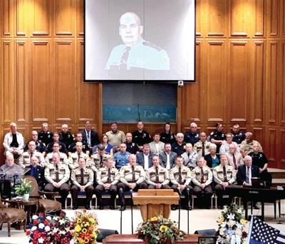 In remembrance of Deputy Charlie Baker