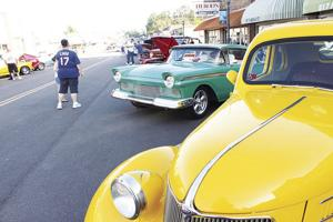 Hot rods, music, food and fun offered during annual Rod Run