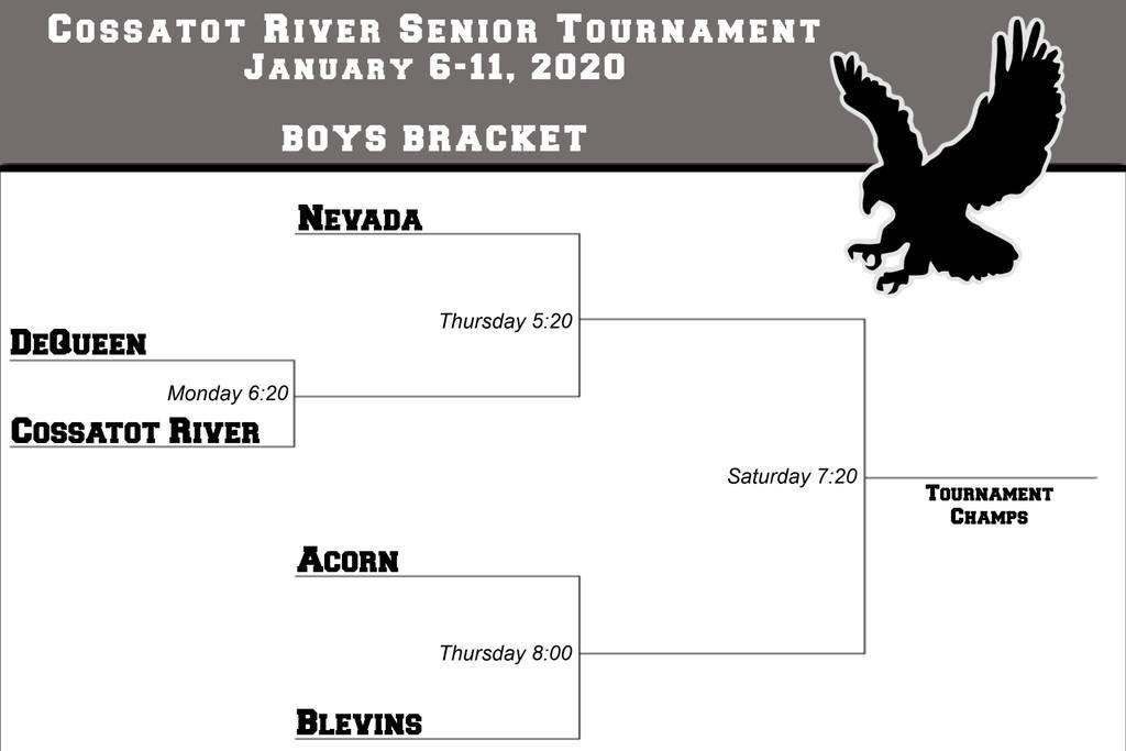 Cossatot River Tournament Continues