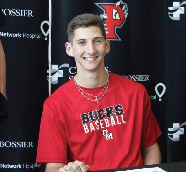 Fontenot to join Spigner and Bucks Baseball