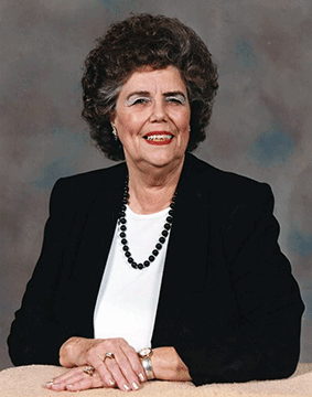 Mrs. Helen Anita Barnett Belt